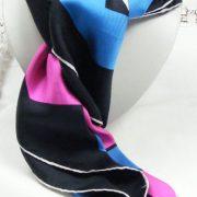 1960s Lanvin Silk Scarf2
