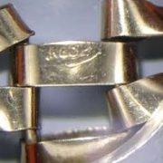 makers mark gate bracelet