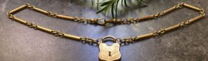 patina on Grandmothers jewellery
