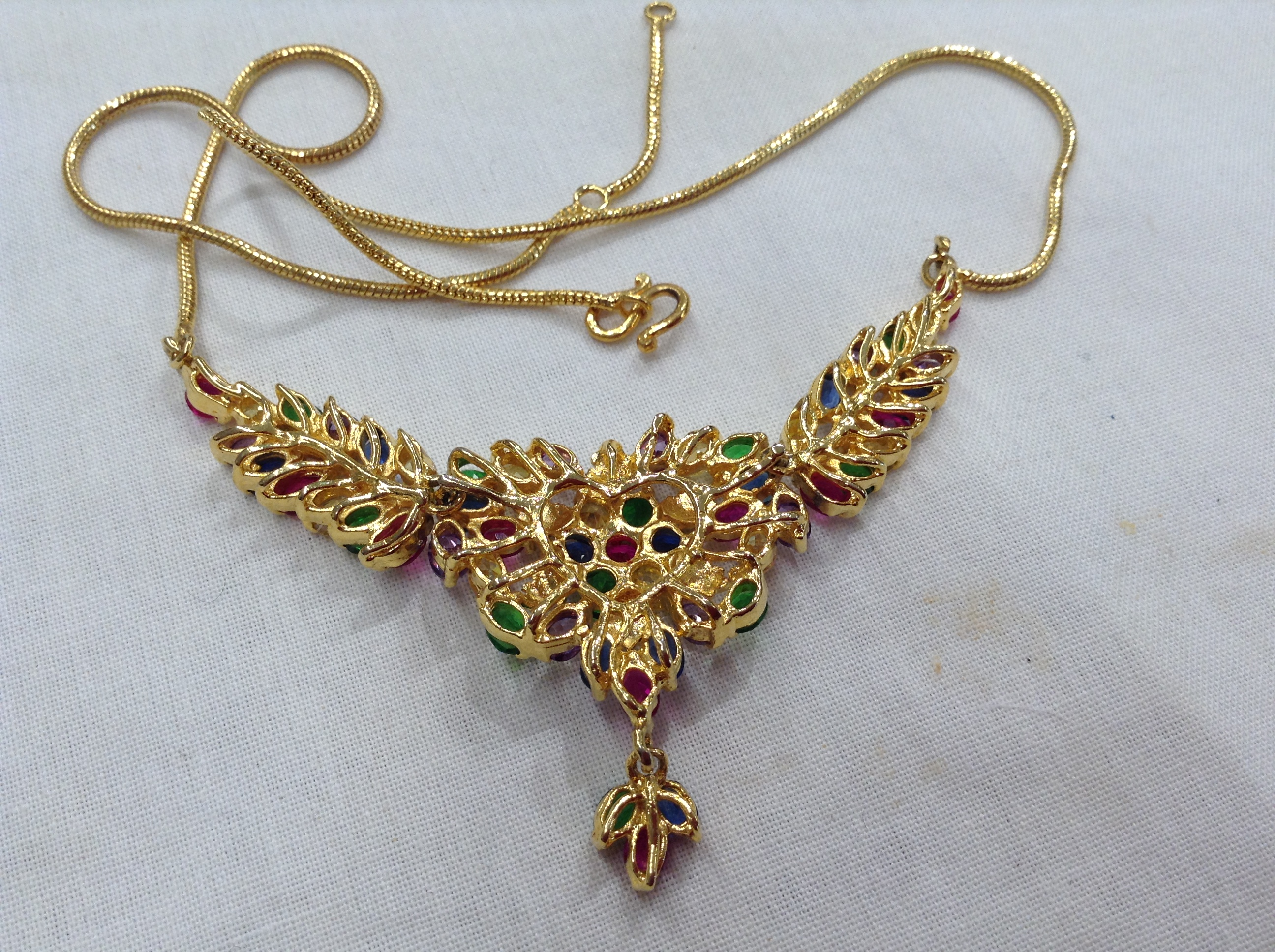 indian marriage necklace 22kt gold kundan necklace sets, 22kt gold patta haar, 22kt gold necklace sets, bridal collection, nizam collection, rani haar,kundan patta-haar necklace set.