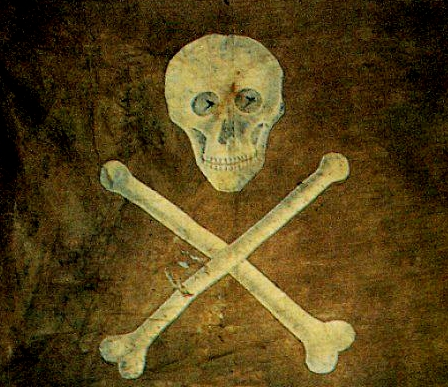 pirate-flag-in-the-aland-museum-finland_-