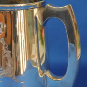 Camel Silver Plated Beer Mug 3